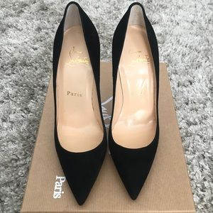 So Kate 120 suede black